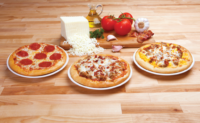 Godfathers Mini Pizza