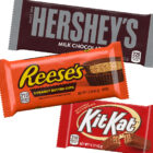 Select Candy Bars