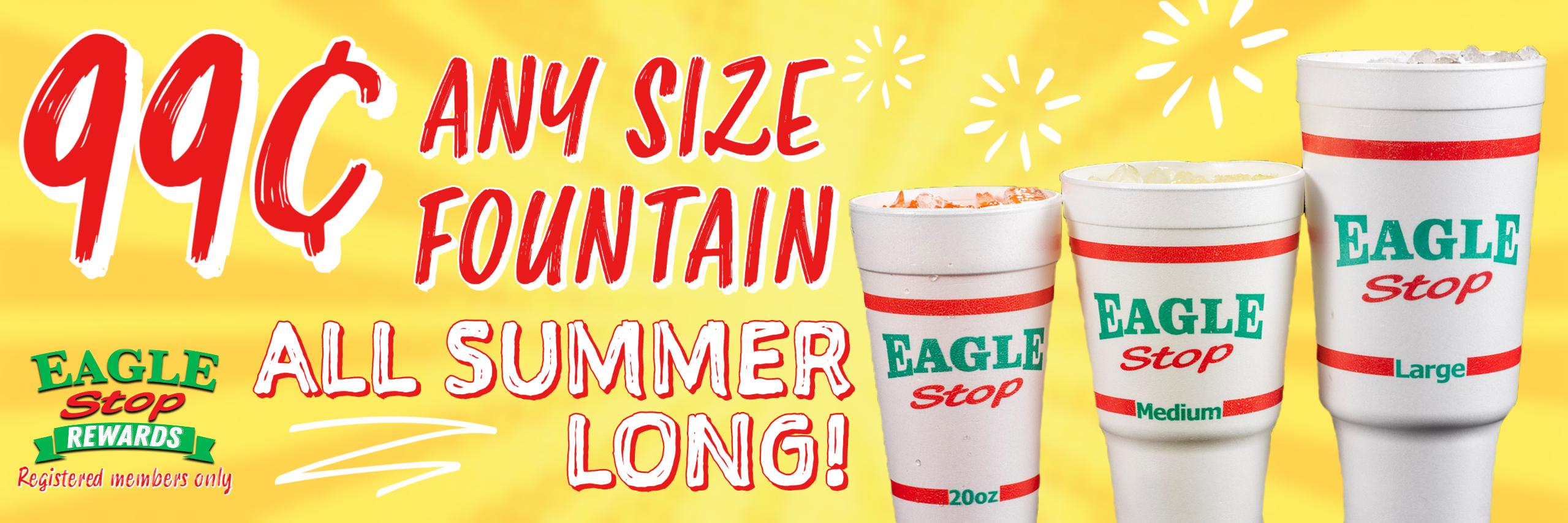 Eagle Stop Summer Specials Facebook Copy