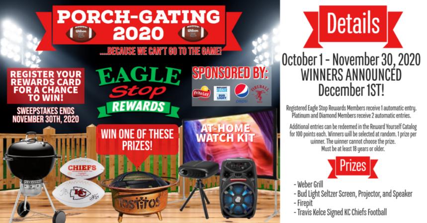 Eagle Stop Rewards Summer Giveaway Copy